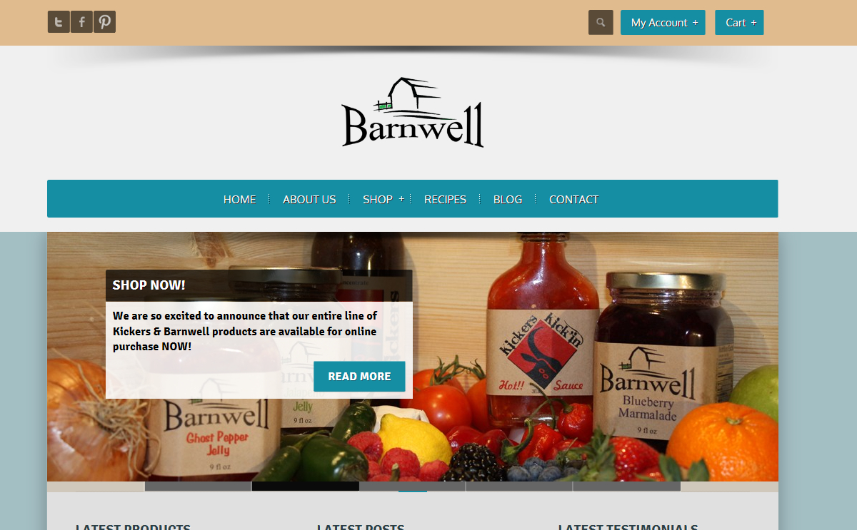 Barnwell Farms screenshot