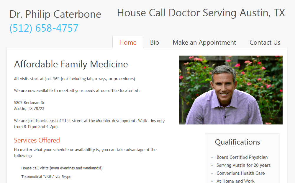 Housecall Doc ATX screenshot